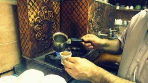 L'art de faire le café (Istanbul, Turquie)