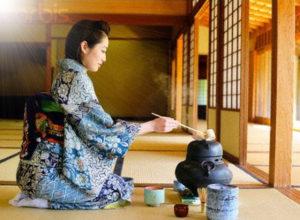 Cérémonie du thé (Japon)