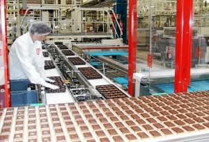 Usine de chocolat belge (Anvers)