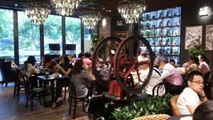 """""""Café Lugo"""", Shanghai"""