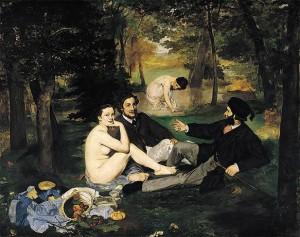 Tableau de Manet