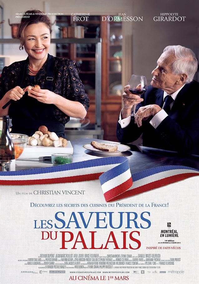 Un film culte sur les cuisines de l'Elysée (avec D. Mazet-Delpeuch et J. d'Ormesson)