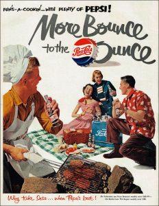 Version BBQ Picnic (USA, 1951)