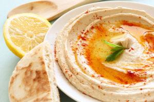 Le houmous, un plat apprécié en Israël